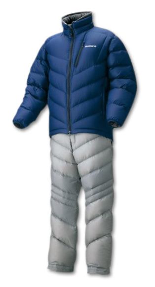 Поддёвка Shimano Thermal Suit MD052KSJ купить в 1 клик